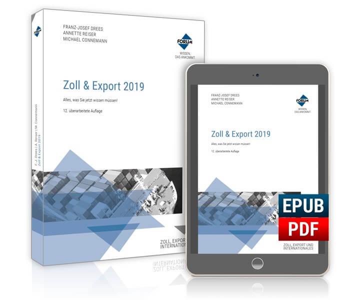 Zoll & Export 2019
