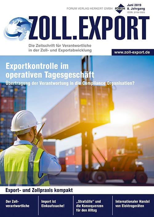 ZollExport_Juni_2019